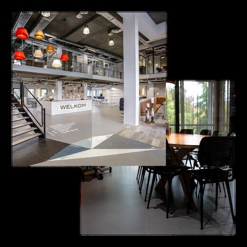 HNK Utrecht kantoor pand