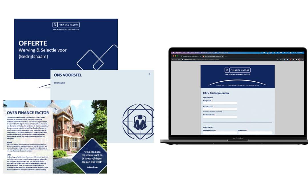 Documenten personaliseren in een handomdraai
