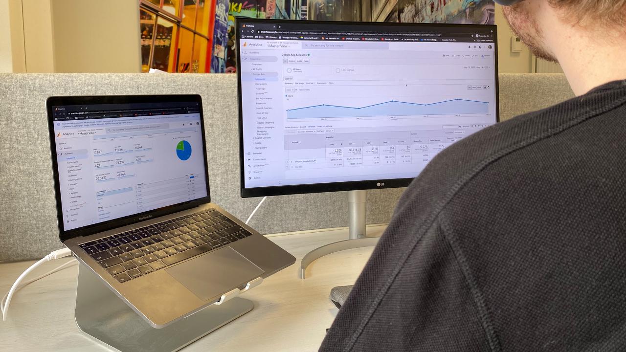 Header Blog 6 Tips om Google Analytics Optimaal te gebruiken